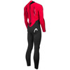 Head ÖTILLÖ Swimrun Rough Suit Long Men Black/Red